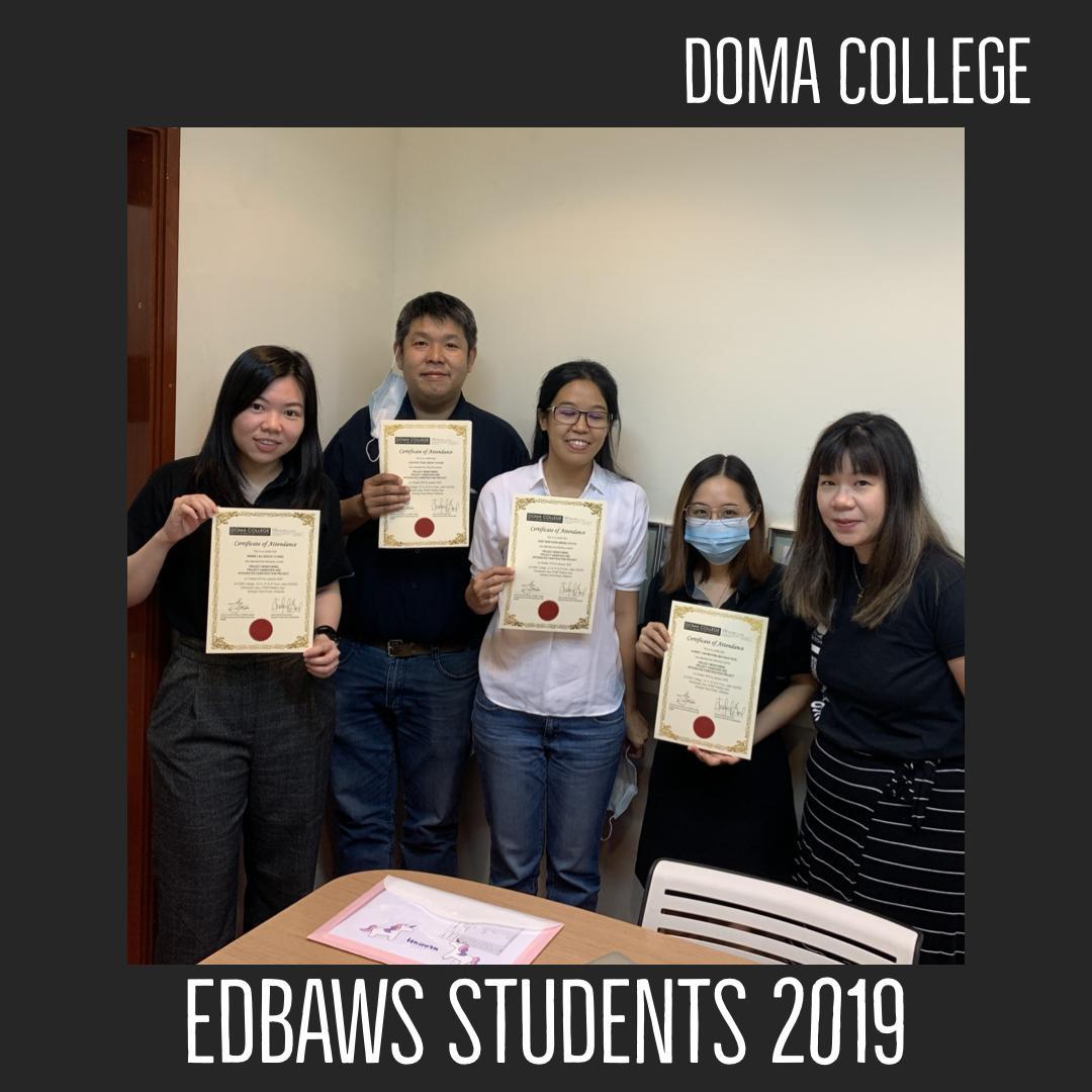 EDBAWS STUDENT 1