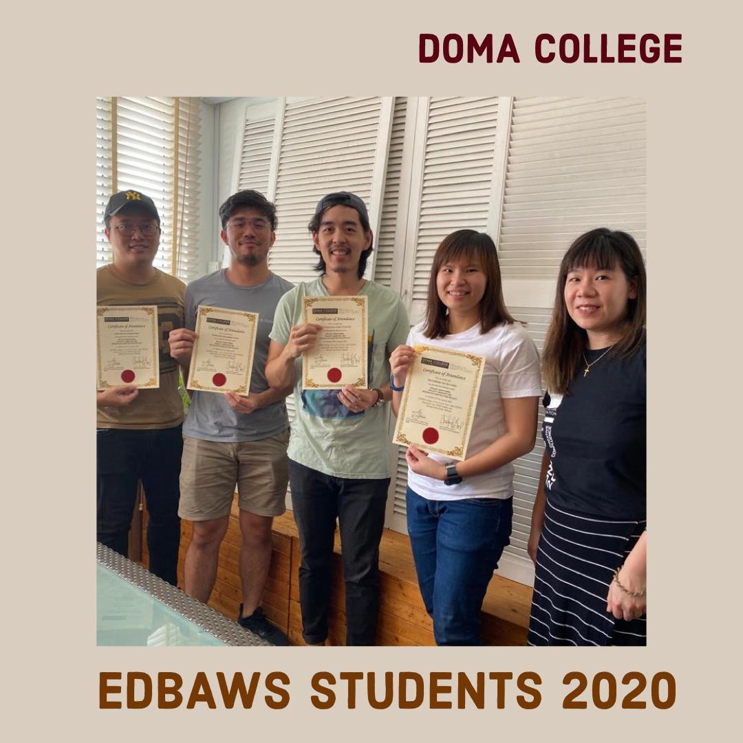 EDBAWS STUDENT 2